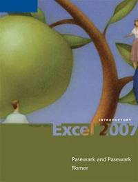 Microsoft Office Excel 2007 by R Pasewark image