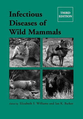 Infectious Diseases of Wild Mammals image