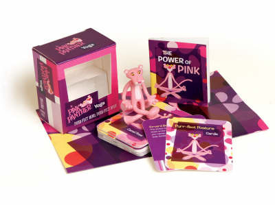 Pink Panther Yoga: Purrfect Mind, Purrfect Body by Alison Truelock