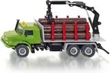 Siku Mercedes Zetros Log Transporter