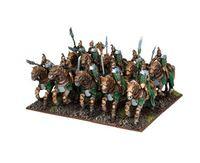 Kings of War Elf Stormwind Cavalry Regiment