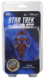 Star Trek Attack Wing - D'Kyr Vulcan Expansion Pack