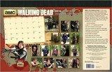 Walking Dead 2016 Desk Calendar by AMC