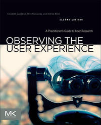 Observing the User Experience by Elizabeth Goodman