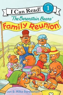 The Berenstain Bears' Family Reunion by Stan Berenstain image