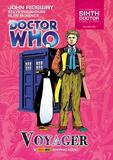 Doctor Who: Voyager by Steve Parkhouse
