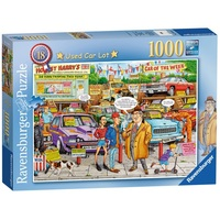 Ravensburger: Used Car Lot - 1000pc Puzzle