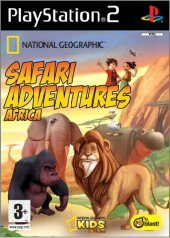 Safari Adventures Africa for PlayStation 2