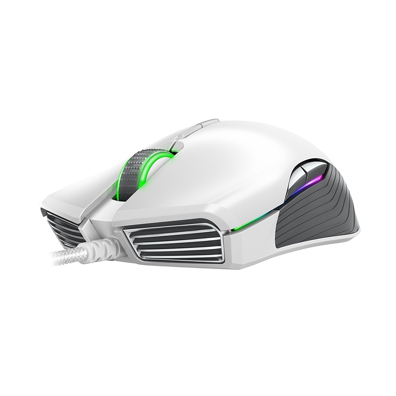 Razer Lancehead Tournament Edition Ambidextrous Gaming Mouse - Mercury for PC Games image