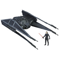 Star Wars: Force Link Figure - Kylo Ren & Tie Silencer 2 Pack