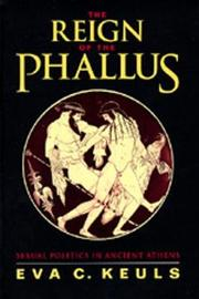 The Reign of the Phallus by Eva C Keuls image