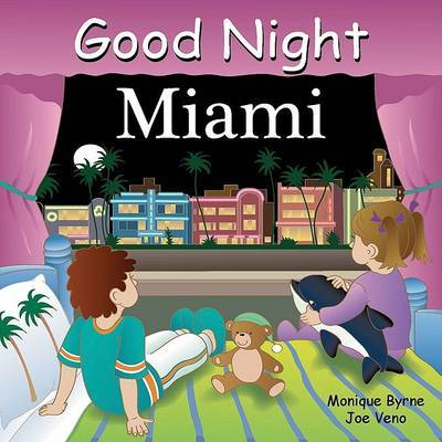 Good Night Miami by Monique Byrne image