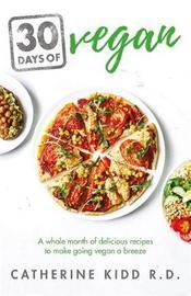 30 Days of Vegan by Catherine Kidd
