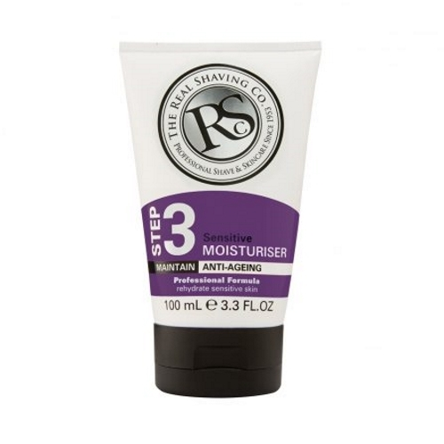 Real Shaving Co.: Sensitive Moisturiser (100ml)