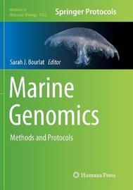 Marine Genomics image