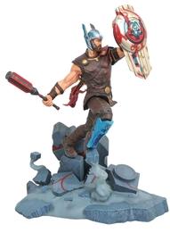 "Marvel Milestones: Gladiator Thor (Ragnarok Ver.) - 17"" Collectors Statue"