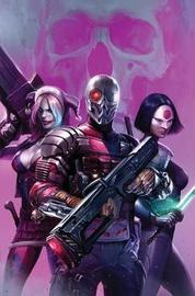 Suicide Squad Volume 8 by Rob Williams