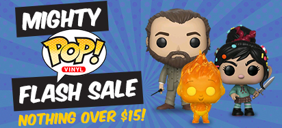 Mighty Pop! Flash Sale!