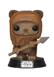 Star Wars - Wicket Pop! Vinyl Figure