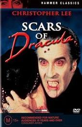 Scars Of Dracula on DVD