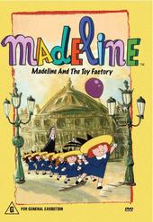 Madeline - Vol. 2: Madeline And The Toy Factory on DVD