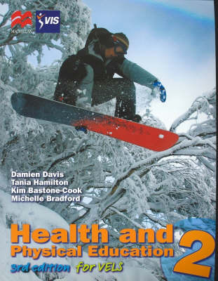 Health and Physical Education: For Years 9 and 10 Students by Damien Davis image