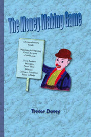The Money Making Game by Trevor Davey image