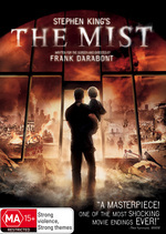 The Mist (Stephen King's) on DVD