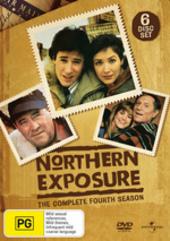 Northern Exposure - Season 4 (6 Disc Set) on DVD