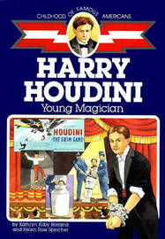 Harry Houdini: Young Magician by Kathryn Kilby Borland image