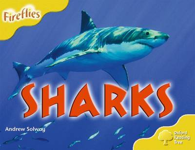 Oxford Reading Tree: Level 5: More Fireflies A: Sharks by Andrew Solway image