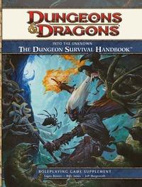 Dungeons & Dragons: Dungeon Survival Handbook