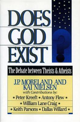 Does God Exist? by J.P. Moreland image