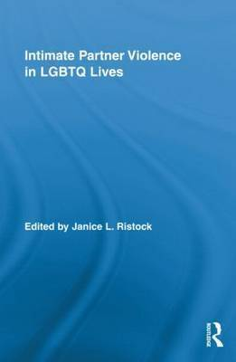 Intimate Partner Violence in LGBTQ Lives