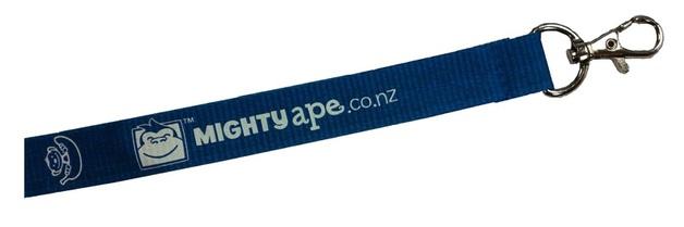 Mighty Ape Lanyard Blue