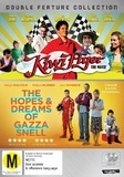 Kiwi Flyer / The Hopes And Dreams Of Gazza Snell Double Pack on DVD