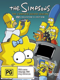 The Simpsons - The Complete Eighth Season DVD