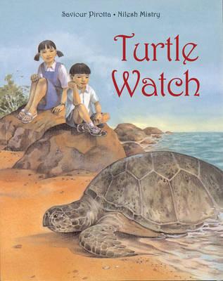 Turtle Watch by Saviour Pirotta