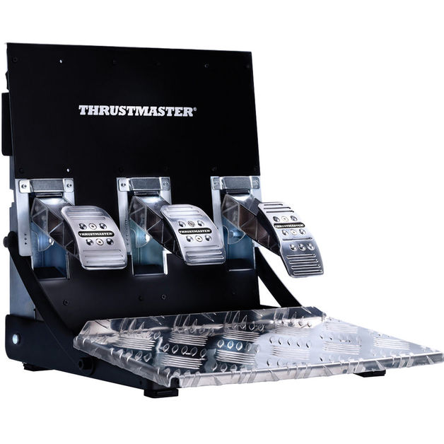 Thrustmaster T3PA Pro Pedal Set (PS4,PS3, PC & Xbox One) for PS4