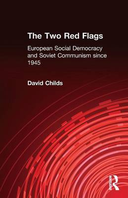 The Two Red Flags by David Childs image