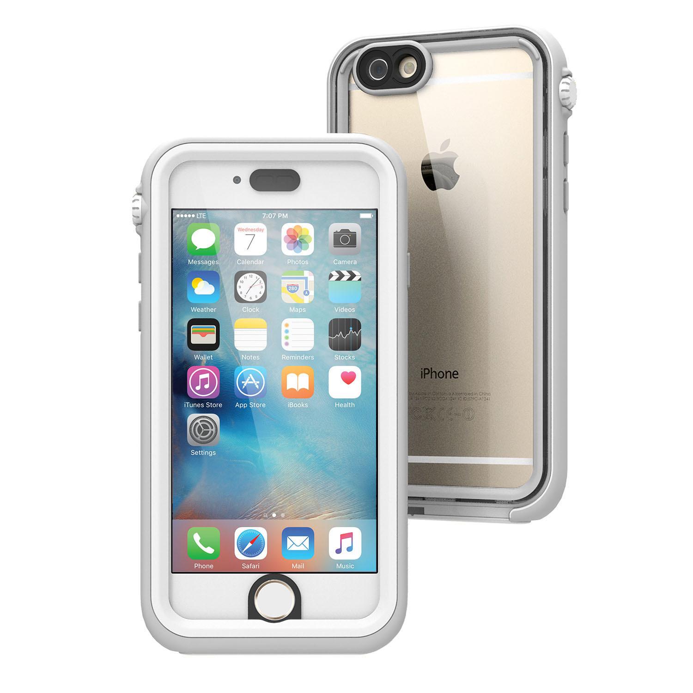 CATALYST Case for iPhone 6 Plus/6S Plus (White/ Grey) image