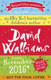 Untitled Novel by David Walliams
