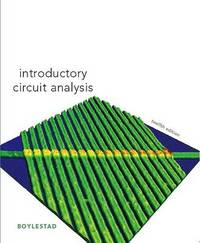 Introductory Circuit Analysis by Robert L. Boylestad image