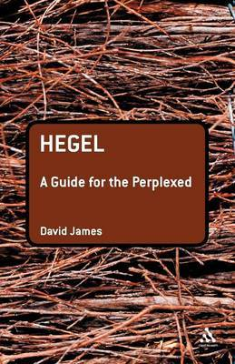 Hegel by David James image