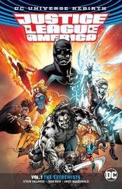 Justice League Of America Vol. 1 (Rebirth) by Steve Orlando