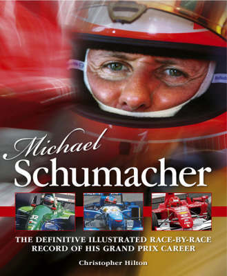 Michael Schumacher by Christopher Hilton image