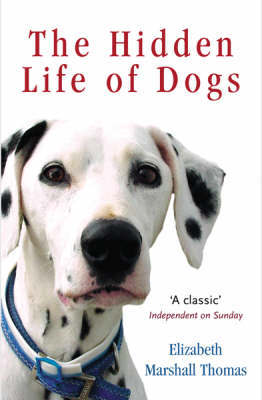 The Hidden Life of Dogs by Elizabeth Marshall Thomas image