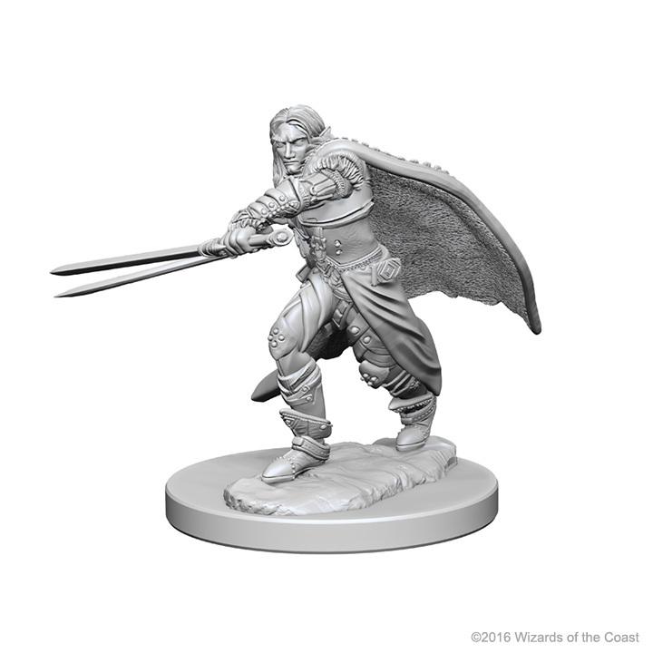 D&D Nolzur's Marvelous: Unpainted Minis - Elf Male Ranger image