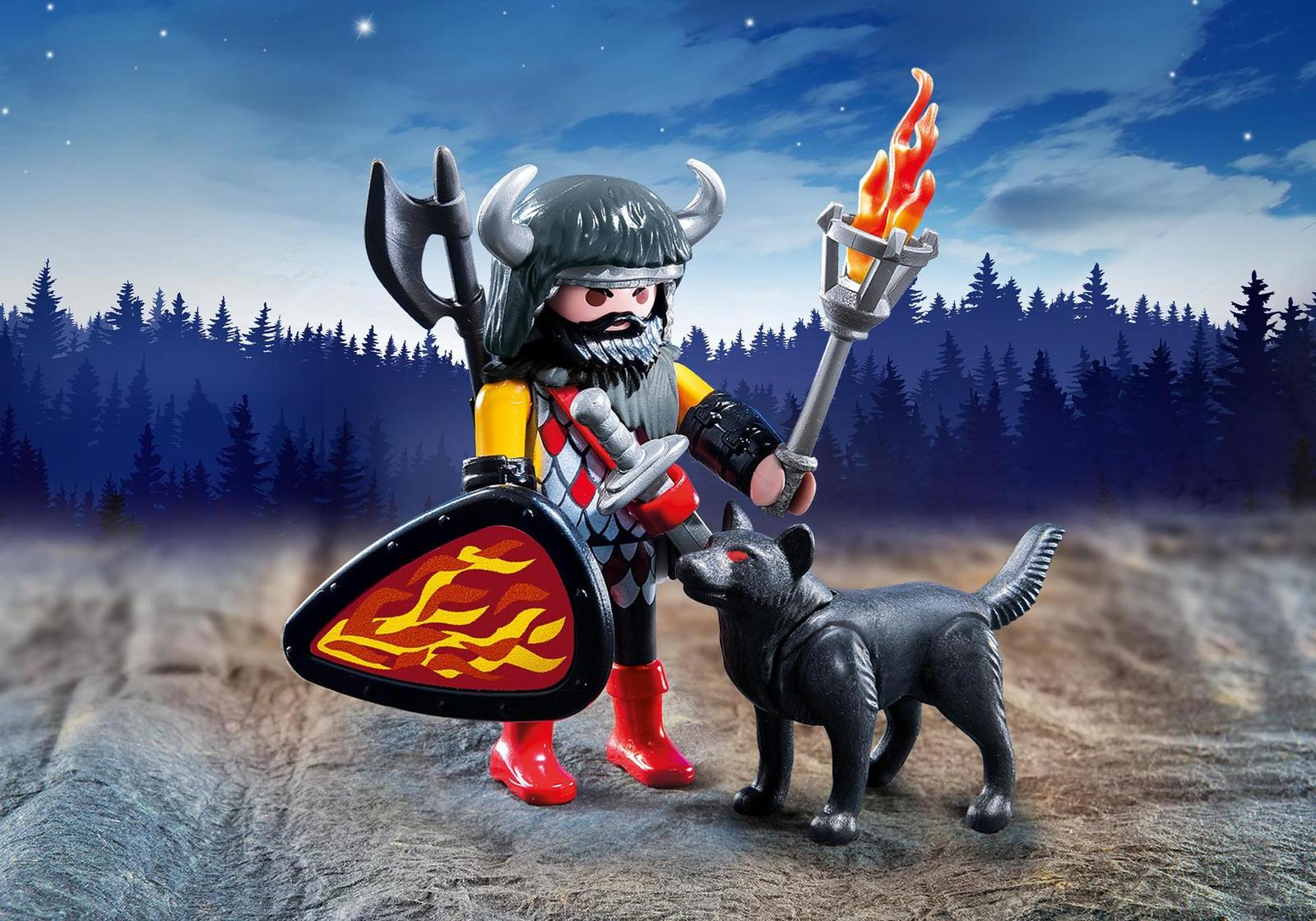 Playmobil: Special Plus - Wolf Warrior image