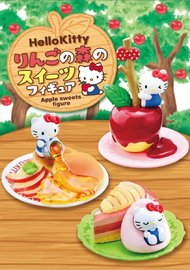Hello Kitty: Apple Forest Sweets Figure (Blind Box)